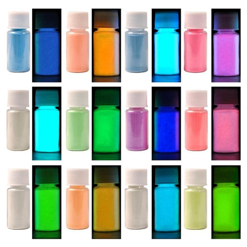 Glow in dark Luminous Pigment Powder A116