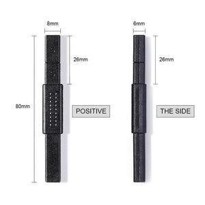 9D 12-in-1 Multi-function Magnetic Pen Cat Eyes Strong Effect Gels