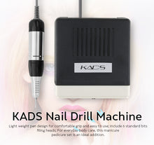 Load image into Gallery viewer, 30000 RPM Electric Nail Drill Machine A138