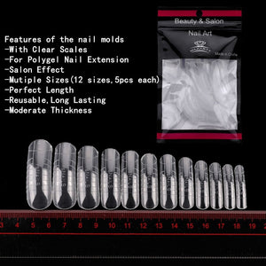 Makartt Poly Gel Kit Nail Extention Gel Enhancement 11pcs /set
