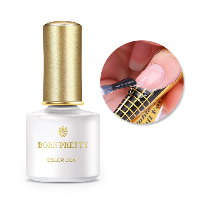Quick Building Nail Gel 6ml Fast Tips Finger Extension Glue Nail Art UV Builder Gel Lacquer