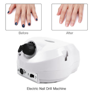35000RPM Pro Electric Nail Drill Machine