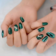 Load image into Gallery viewer, Metallic Mirror Acrylic Custom Press On Nails