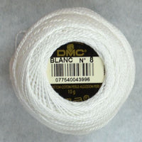 DMC Cotton Pearl No 8