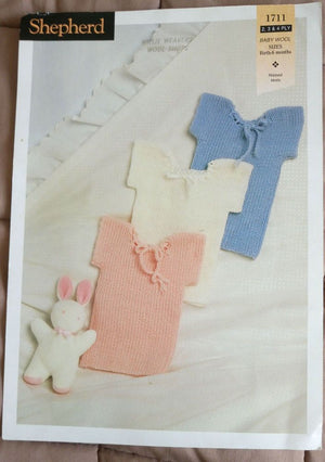 Ribbed Vests For Baby Knitting Patterns