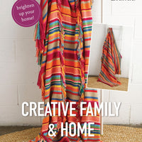 Creative Family and Home Knitting Book