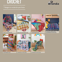 Colourful Crochet Pattern Book