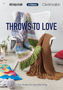 Throws to Love Pattern Book