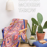 ~Mid West Modern Throw~