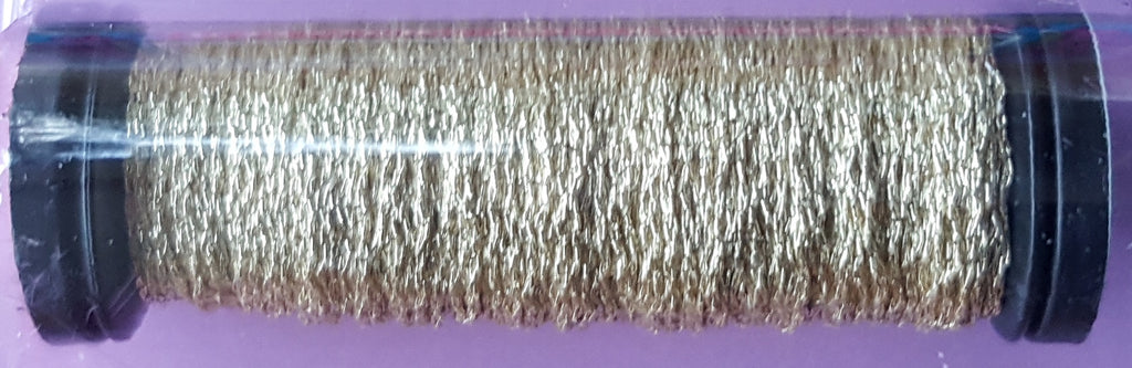 Kreinik Threads Vatican Gold #4 Braid 0102C