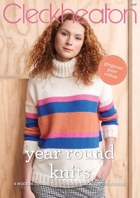 Year Round Knits in Nourish Cotton
