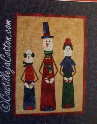 The Bell Family Quilt Pattern