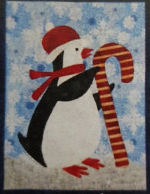 Penguin Sweets Quilt Pattern