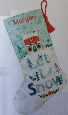 Disney Cross Stitch Christmas Stocking Patterns.Cross Stitch Kits Jannz Crafts