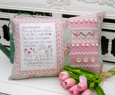 Granddaughter Cushion Pattern