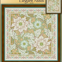 Elegant Assisi Cross Stitch Pattern