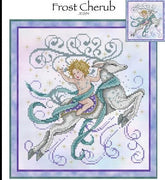 Frost Cherub Cross Stitch Pattern
