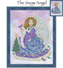 Snow Angel Cross Stitch Pattern