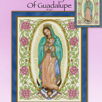 Our Lady of Guadalupe Cross Stitch Pattern