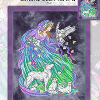 Enchanted Auroa Cross Stitch Pattern