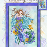 The Dancing Mermaid Cross Stitch Pattern