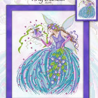 Tiny Dancer Cross Stitch Pattern