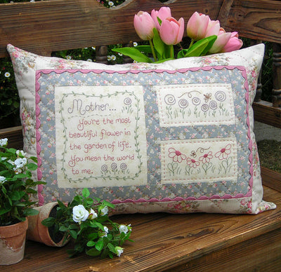 Mother Cushion Pattern