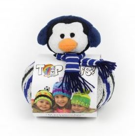 Penguin Top This Yarn
