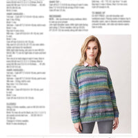 Sierra Season Knitting Book