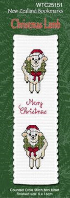 Counted Cross Stitch Christmas Kitsets