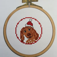 Christmas Cuties - Quick to Stitch Kits