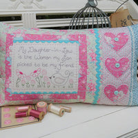 Daughter-in-Law Cushion Pattern