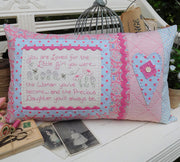 Precious Daughter Cushion Pattern