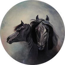 "Load image into Gallery viewer, IMMAQL8 Exquisite Art ""Equinine Alter Ego"""