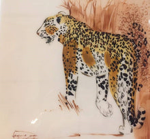 "Load image into Gallery viewer, IMMAQL8 Exclusive Art - ""The Leopard's prowl"""