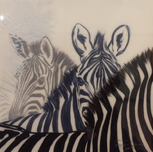 "Load image into Gallery viewer, IMMAQL8 Exclusive Art - ""A Zebra's Fever """