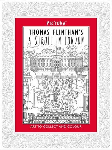 FLINTHAM, T - PICTURA 9: A STROLL IN LONDON BOOK