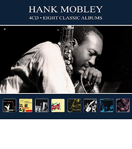 HANK MOBLEY��������������� - EIGHT CLASSIC ALBUMS CD