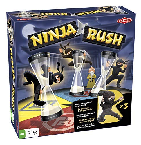 - Tactic - Ninja Rush TOY