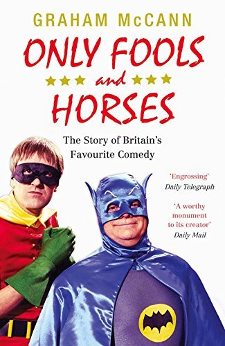 MCCANN,GRAHAM - ONLY FOOLS AND HORSES BOOK