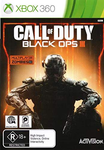 XBox 360 - Call Of Duty Black Ops 3 X360 GAME