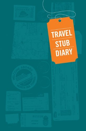 Chronicle Books (Cor) - Travel Stub Diary STATIONERY