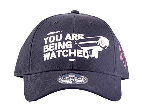 - Watch Dogs: Legion - Baseball Cap Watch Dogs: Legion, Black (Men`s)