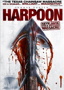 Harpoon - The Reykjavik Whale Watching Massacre - Pihla Viitala,  Nae DVD