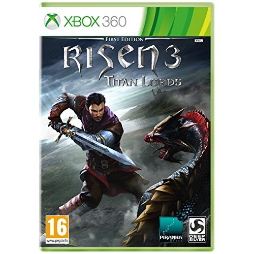 Xbox - Risen 3: Titan Lords - First Edition /X360 GAME