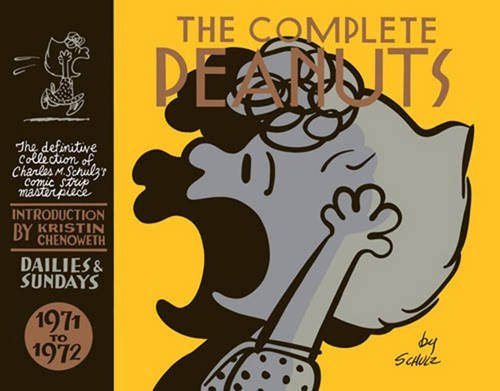SCHULZ,CHARLES - COMPLETE PEANUTS 1971-1972, THE BOOKH