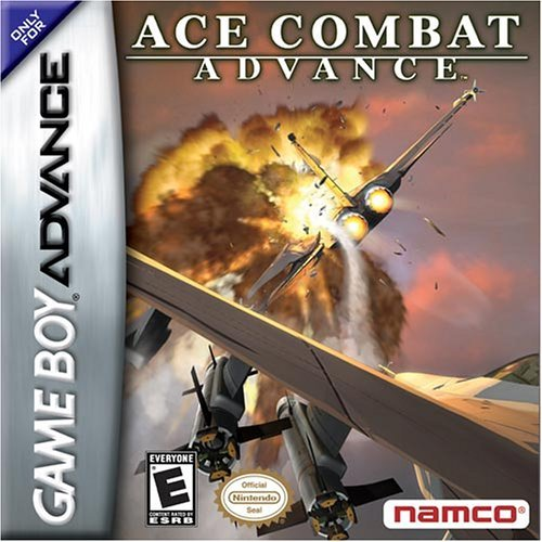 GBA - Ace Combat Advance (#) /GBA GAME