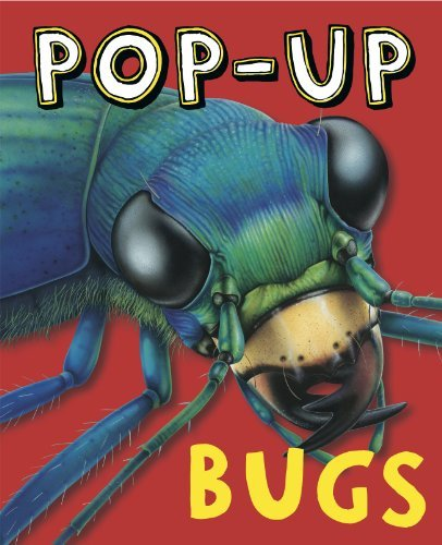MARTIN, RUTH - POP-UP BUGS BOOKH