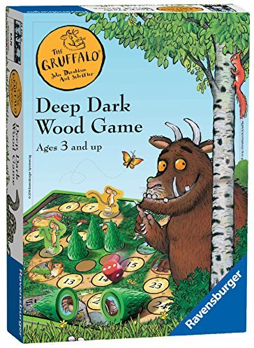 - Gruffalo The Deep Dark Wood Game - GAME