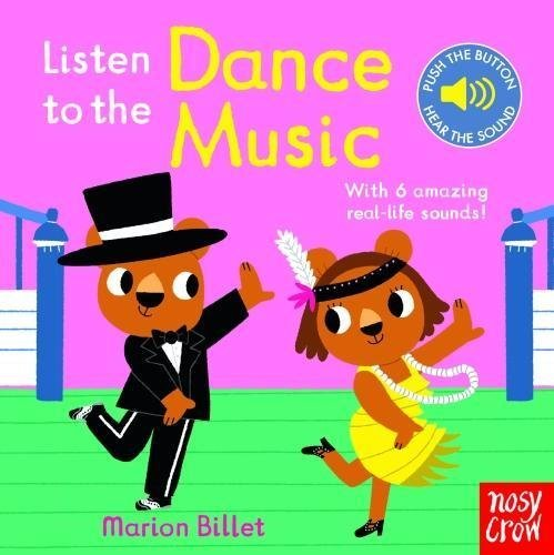 BILLET,MARION - LISTEN TO THE DANCE MUSIC BOOK